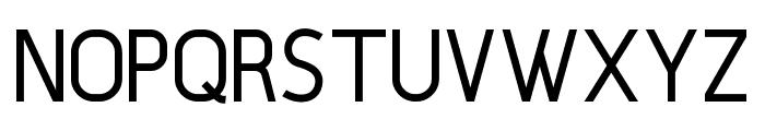 Neiga Font UPPERCASE