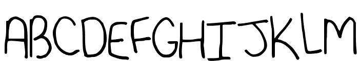 Neko Font UPPERCASE