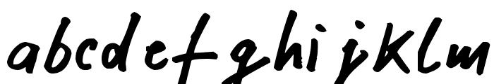 NekoKoNeko Font LOWERCASE