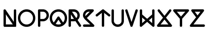 Nemoy-Bold Font UPPERCASE