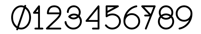 Nemoy Medium Font OTHER CHARS
