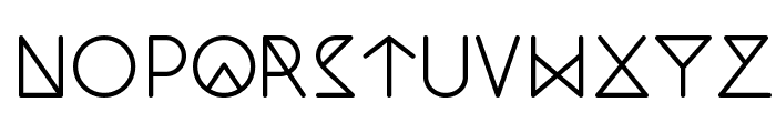 Nemoy Medium Font LOWERCASE