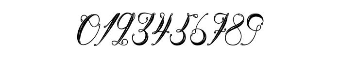 NenupharofVenus Font OTHER CHARS