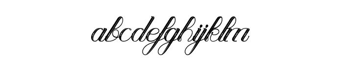 NenupharofVenus Font LOWERCASE