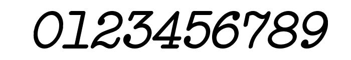 NeoBulletin Italic Font OTHER CHARS