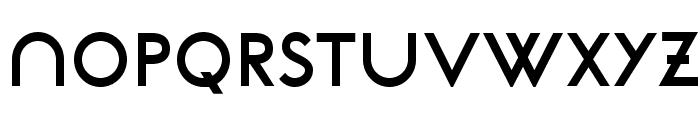 NeoGothisADFStd-Bold Font UPPERCASE