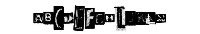 NeonTaste Font UPPERCASE