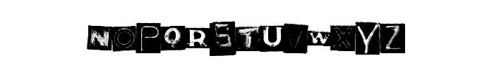 NeonTaste Font LOWERCASE