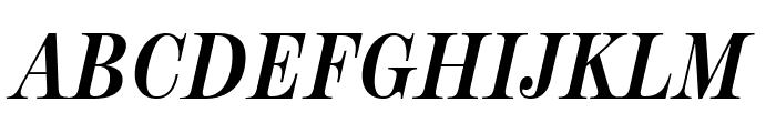 NeoplantaBG-BoldItalic Font UPPERCASE