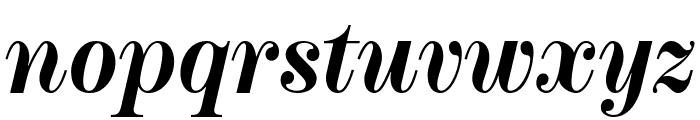 NeoplantaBG-BoldItalic Font LOWERCASE