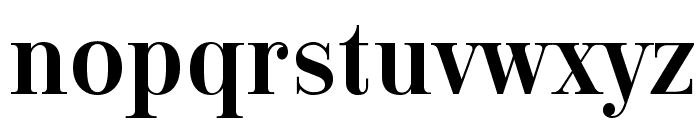 NeoplantaBG-Bold Font LOWERCASE