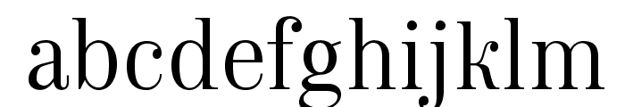 NeoplantaBG Font LOWERCASE