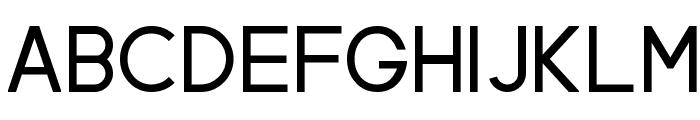 Neovix Basic Font UPPERCASE