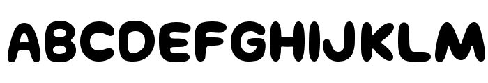NeponAL Font UPPERCASE