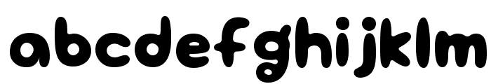 NeponAL Font LOWERCASE
