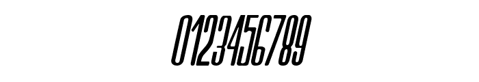 Neretta Italic Font OTHER CHARS