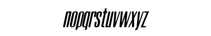 Neretta Italic Font LOWERCASE
