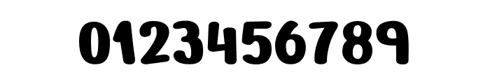 Nerko One Regular Font OTHER CHARS