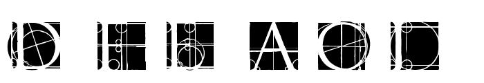 Neudoerffer Font OTHER CHARS