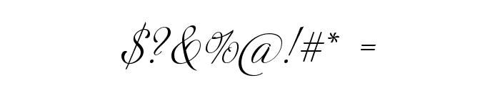 Neue Zier Schrift Font OTHER CHARS