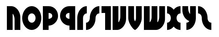 Neuralnomicon Condensed Font LOWERCASE