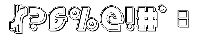 Neuralnomicon Engraved Font OTHER CHARS