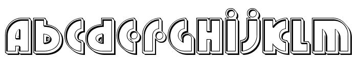 Neuralnomicon Engraved Font LOWERCASE
