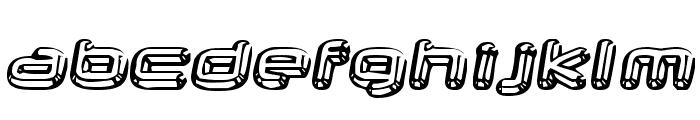 Neurochrome-Regular Font LOWERCASE