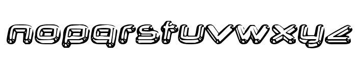Neurochrome Font LOWERCASE