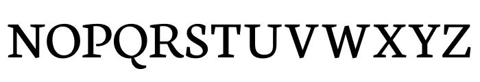 Neuton SC Light Font LOWERCASE