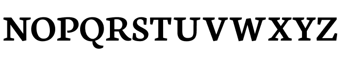 Neuton SC Regular Font LOWERCASE