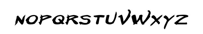 Neverwinter Italic Font LOWERCASE