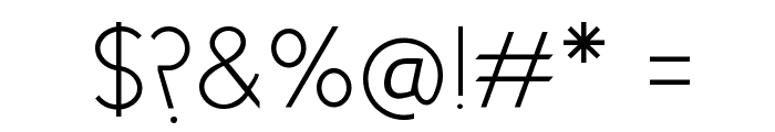 New Cicle Fina Font OTHER CHARS