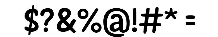 New Era Casual Regular Font OTHER CHARS