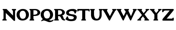 New Flourina Font for 2014 Font UPPERCASE