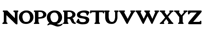 New Flourina Font for 2014 Font LOWERCASE