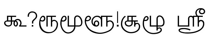 New Kannan Text Font OTHER CHARS