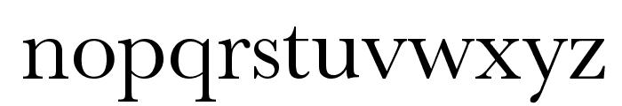 NewAthenaUnicode Font LOWERCASE