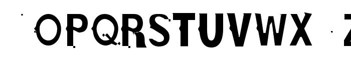 NewBold-Light Font UPPERCASE