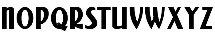 NewForum Bold Font UPPERCASE