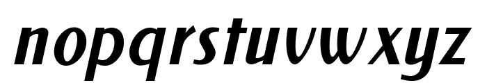 NewForum Italic Font LOWERCASE