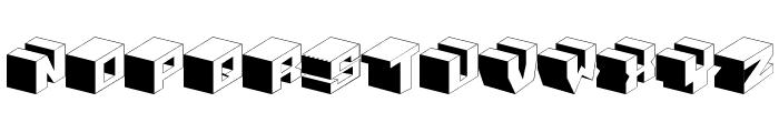 NewKids  Normal Font UPPERCASE