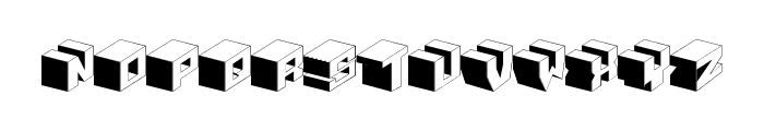 NewKids  Normal Font LOWERCASE