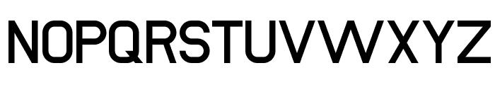 NewMedia Bold Font UPPERCASE