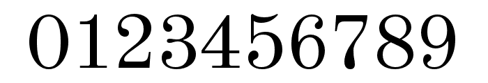 NewStandard Font OTHER CHARS