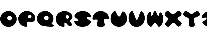 New_1 Font UPPERCASE