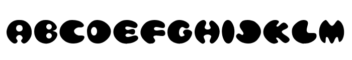 New_1 Font LOWERCASE