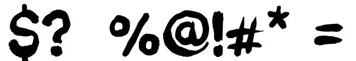 Newrotic Font OTHER CHARS