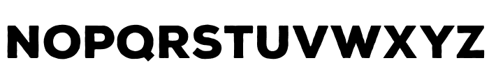 Nexa Rust Sans Black Font LOWERCASE