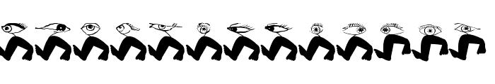 NextGeneration Font LOWERCASE